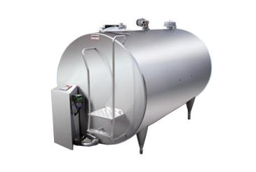 Танк охладитель молока (Италия)