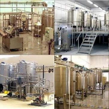 Молочный завод 10 000 тонн