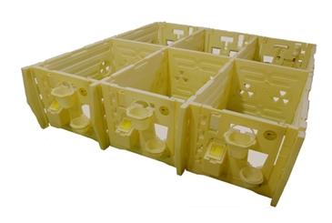 Модульный домик для телят (на 6 мест)